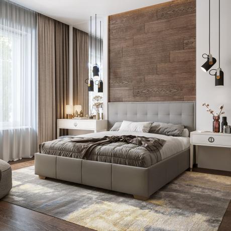 Ліжко Територія Сну Leonis 160x190