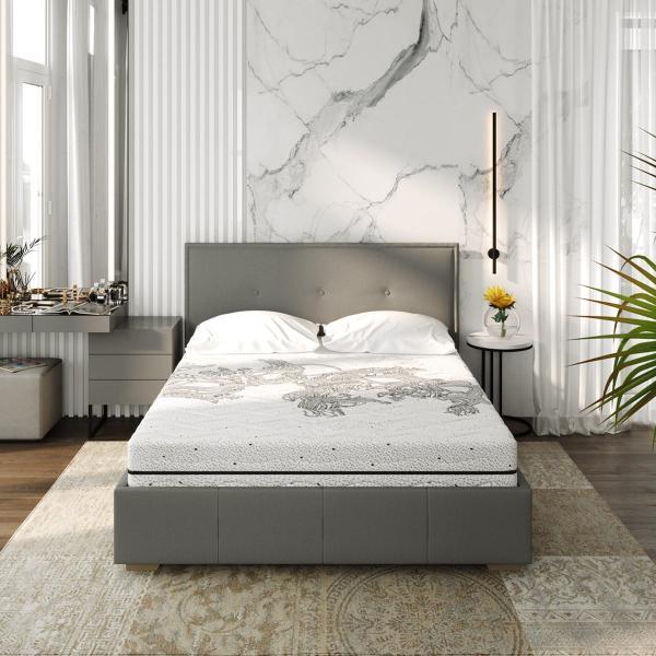 Ліжко Територія Сну Leya 120x200