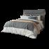 Ліжко Територія Сну Sirius Vip 180X200