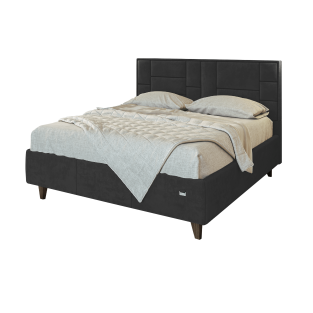Ліжко Територія Сну Taurus Standart Wood 140X200